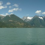 An amazing ride into Bute Inlet